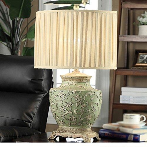 Bonne chose lampe de table Lampe de bureau de luxe Retro Living Room Chambre Designer Chambre Hôtel Villa Big Lamp