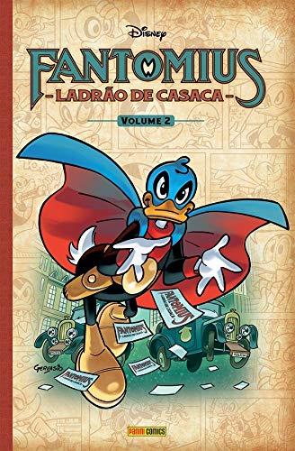 Fantomius - Ladrão De Casaca Vol. 2