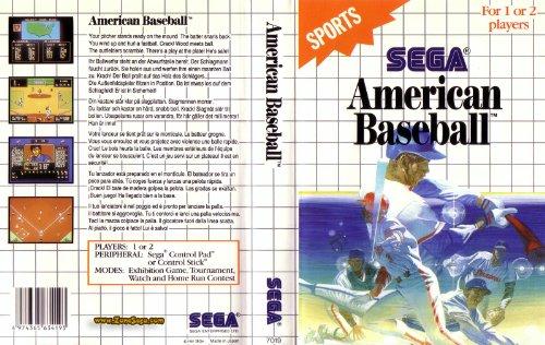 Balón de béisbol americano