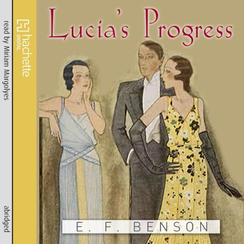 Lucia's Progress cover art