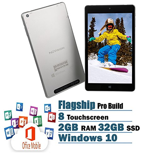 NUVISION 7 8GB Atom Z3735g Quad-Core 1.33Ghz 1GB Android Tablet - TM700A520L