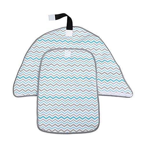 WangQianNan Cambiador de bebé plegable y duradero, tapete de viaje plegable, bolsa de pañales impermeable para bebés (color: estilo 4)