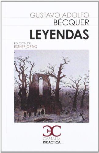 Leyendas . (CASTALIA DIDACTICA. C/D., Band 62)