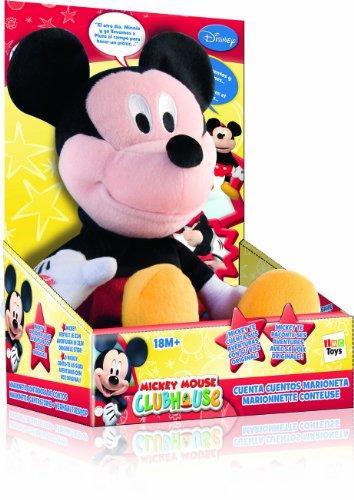 IMC 180345 - Marioneta cuentacuentos con diseño de Mickey