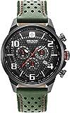 SWISS MILITARY HANOWA Airman Chrono horloge 06-4328.13.007