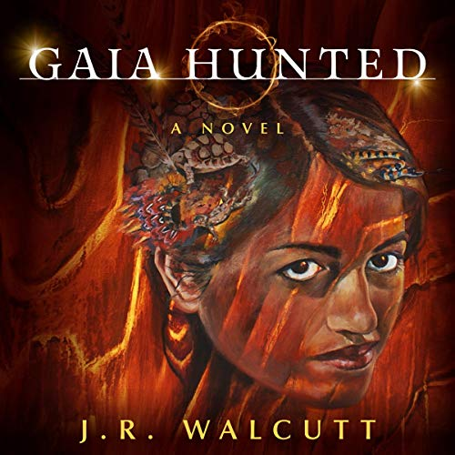 Gaia Hunted (The Ascended Prophecies)  By  cover art