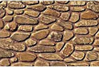 JTT Scenery Products Plastic Pattern Sheets: Field Stone