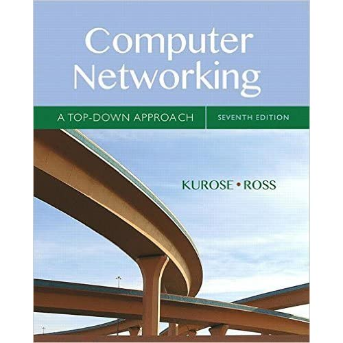 Computer networking: a top-down approach: international edition.