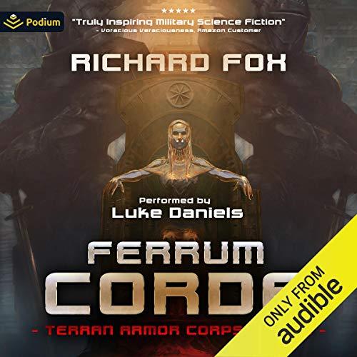 Ferrum Corde Audiobook By Richard Fox cover art