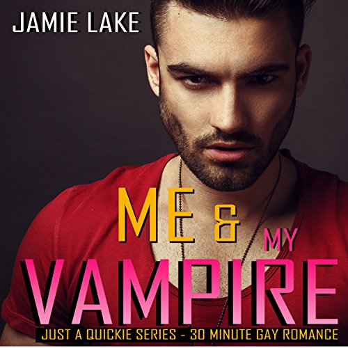 Me & My Vampire audiobook cover art
