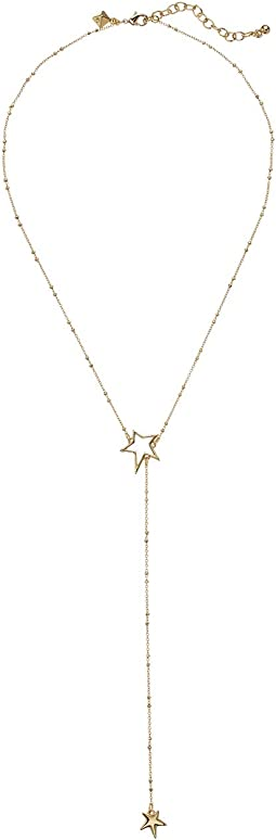 Rebecca Minkoff - Rock Star Y-Necklace