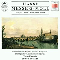 Hasse: Messe G-Moll (Mass in G Minor) (2005-10-01)