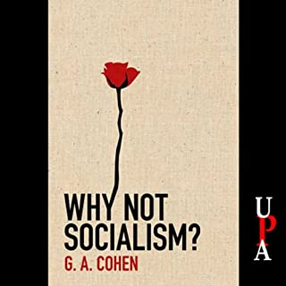 Why Not Socialism? cover art