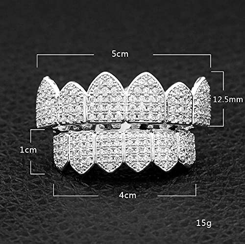 Clip on gold teeth _image2