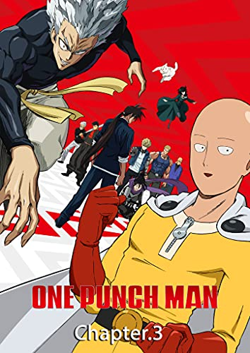 One Punch Man: Chapter 3 (English Edition)