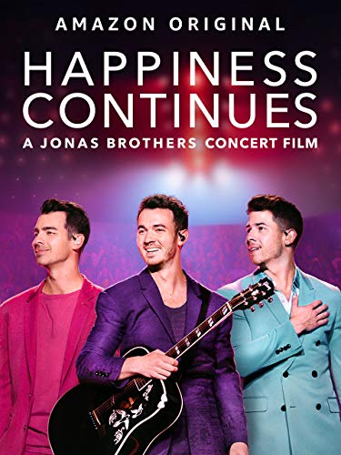 Happiness Continues: A Jonas Brothers Concert Film [OV/OmU] [Ultra HD]