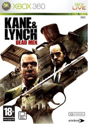 Kane Et Lynch: Dead Men [Xbox 360] [Importado de Francia]