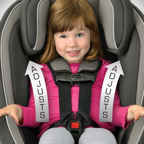 Image of Chicco NextFit Convertible Car Seat, Matrix