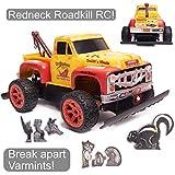 Redneck Roadkill Bo Skeeterz RC Radio Control Toy Tow Truck Game Set