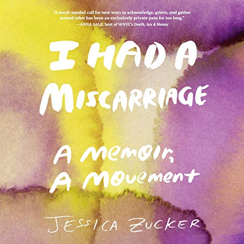 I Had a Miscarriage cover art