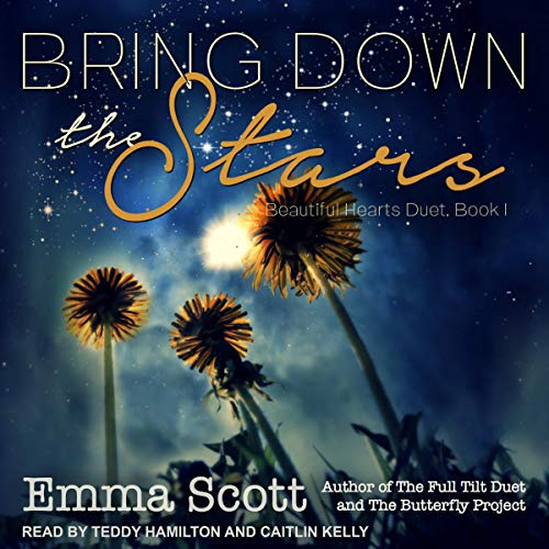 Bring Down the Stars audiobook cover art