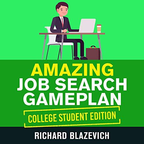 Couverture de Amazing Job Search Gameplan