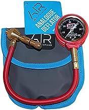 ARB ARB505 E-Z Deflator Kit 10-60 PSI Tire Pressure Gauge Rapid Air Down Offroad Kit (PSI),blue