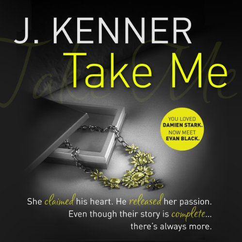 Take Me audiobook cover art