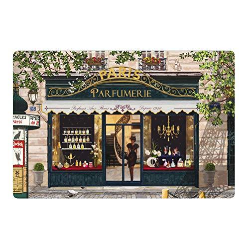Winkler - Set de table - Décoration table - Tapis de table - Résistant chaleur - Antidérapant - Entretien facile - 100% Polypropylène - Assortis Unique - Parfumerie Paris
