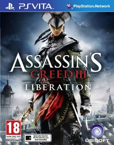 Assasins Creed III: Liberation (PS Vita)