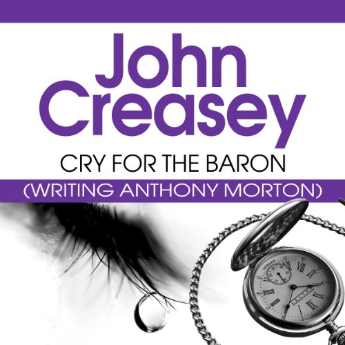 Cry for the Baron cover art
