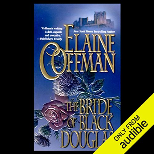 The Bride of Black Douglas audiobook cover art