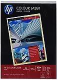HP CHP342 - Paquete de 500 hojas de papel láser color (A4, 120 g/m²), color blanco, pack con 4 unidades