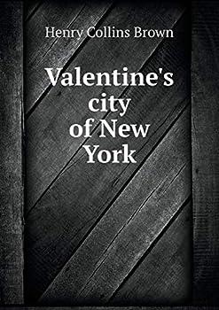 Paperback Valentine's City of New York Book