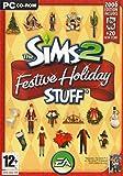 The Sims 2: Festive Holiday Stuff (PC CD) [Edizione: Regno Unito]