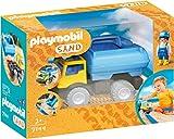 PLAYMOBIL Sand Camión Cisterna, a Partir de 2 Años (9144)