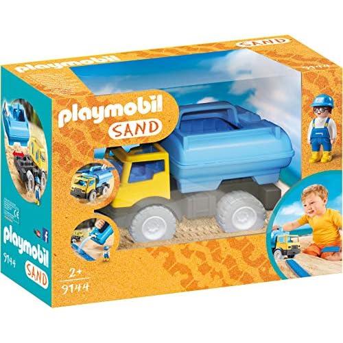 Playmobil Sand 9144 - Camion con Cisterna per Acqua, dai 2 anni