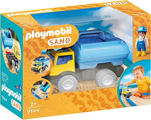 PLAYMOBIL Sand Camión Cisterna a Partir