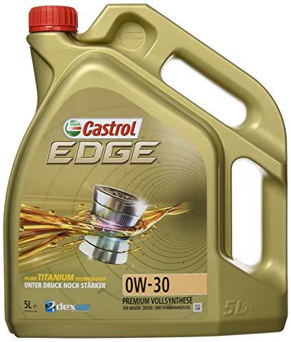 Castrol 0W30 Motoröl für den Ölwechsel beim Mazda 2 DJ ab Baujahr 2014