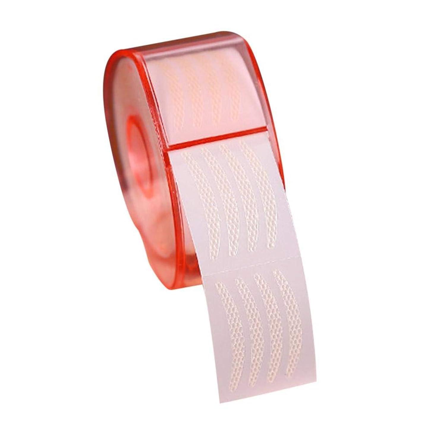 後世ダム役員まぶたテープ二重まぶたテープ、超目に見えない繊維レースまぶたリフトキット天然防水汗防止二重まぶたテープ