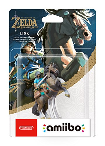 amiibo The Legend of Zelda Collection Link Reiter (Breath of the Wild)