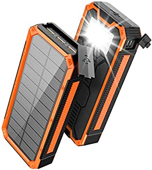 Soluser 30000mAh Portable Power Bank