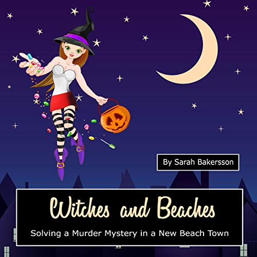 Witches and Beaches cover art