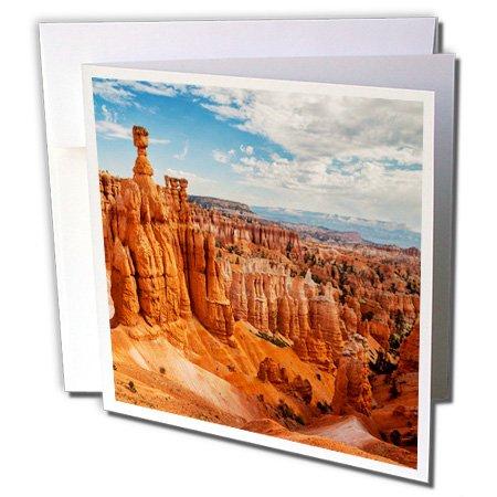 3dRose Utah, Bryce Canyon Parque Nacional. Thors martillo