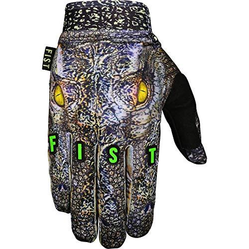 Fist Handwear Croc Handschuh – mehrfarbig, volle Finger, Größe XS