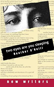 two eyes are you sleeping  New Writers