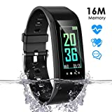Fitness Tracker, Timoom Activity Trackers Watch with Blood Pressure Heart Rate Sleep Monitor