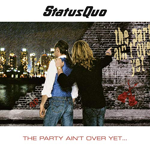 Status Quo - The Party Ain't Over Yet (2CD Deluxe Digipak Edition)