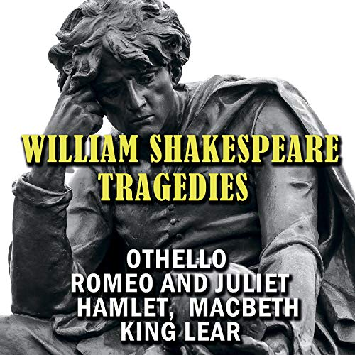 Othello / Romeo and Juliet / Hamlet / Macbeth / King Lear cover art