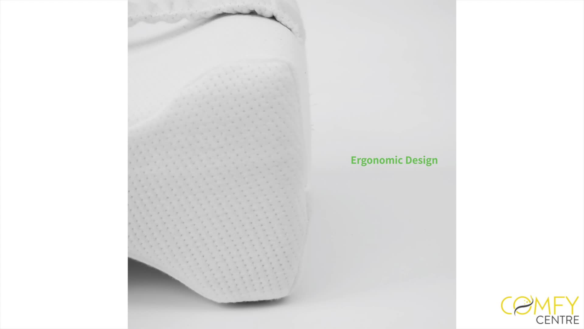 orthop/ädisches Kissen in Ringform 44 cm x 39 cm x 8 cm Sitzring ZOFINO Rad hochwertige Materialien orthop/ädisches Sitzkissen Kissenbezug aus 3D-Abstandsgewebe